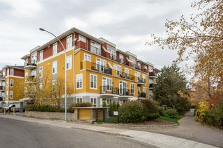 Main Photo: 405 208 Holy Cross Lane SW in Calgary: Mission Apartment for sale : MLS®# A1041706