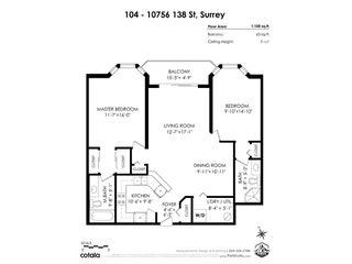 """Photo 25: 104 10756 138 Street in Surrey: Whalley Condo for sale in """"Vista Ridge"""" (North Surrey)  : MLS®# R2528394"""