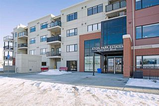 Photo 1: 101 5001 ETON Boulevard: Sherwood Park Condo for sale : MLS®# E4172695