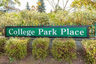 "Photo 3: 308 33718 KING Road in Abbotsford: Poplar Condo for sale in ""COLLEGE PARK"" : MLS®# R2427978"