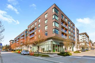"Main Photo: 521 5955 BIRNEY Avenue in Vancouver: University VW Condo for sale in ""Yu at Westbrook Place"" (Vancouver West)  : MLS®# R2447245"