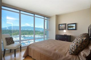 Photo 15: 1616 Bayshore Drive in Vancouver: Coal Harbour Condo for rent (Vancouver West)