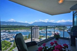 Photo 1: 1616 Bayshore Drive in Vancouver: Coal Harbour Condo for rent (Vancouver West)