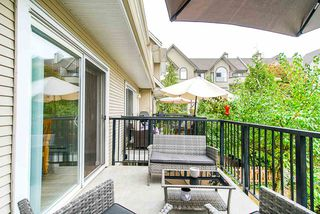 Photo 20: 40 19141 124 Avenue in Pitt Meadows: Mid Meadows Townhouse for sale : MLS®# R2500171