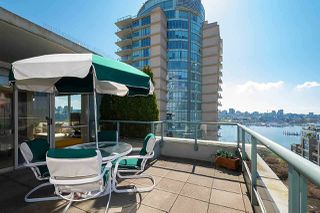 Photo 16: 1007 1288 MARINASIDE CRESCENT in Vancouver: Yaletown Condo for sale (Vancouver West)  : MLS®# R2514095