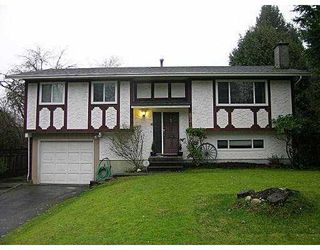 Main Photo: 831 NORFOLK ST in Coquitlam: Coquitlam West House for sale : MLS®# V572557