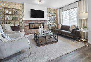 Photo 3: 4325 Cooke Lane in Edmonton: Zone 55 House Half Duplex for sale : MLS®# E4174983
