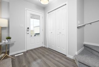 Photo 2: 4325 Cooke Lane in Edmonton: Zone 55 House Half Duplex for sale : MLS®# E4174983