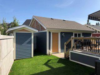 Photo 30: 745 DECOTEAU Way in Edmonton: Zone 27 House for sale : MLS®# E4187336