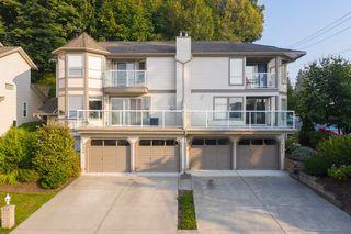 "Main Photo: 8376 CENTRE Street in Delta: Nordel Townhouse for sale in ""Sunbury Terrace"" (N. Delta)  : MLS®# R2498030"