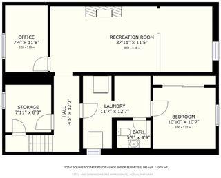 Photo 44: 13311 134 Avenue in Edmonton: Zone 01 House for sale : MLS®# E4216857