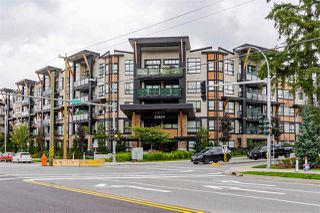 "Main Photo: 306 20829 77A Avenue in Langley: Willoughby Heights Condo for sale in ""The Wex"" : MLS®# R2509468"
