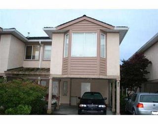 "Photo 3: 21 3600 CUNNINGHAM DR in Richmond: West Cambie Townhouse for sale in ""OAKLANE PLACE"" : MLS®# V561591"