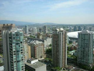 "Photo 7: 3203 928 RICHARDS ST in Vancouver: Downtown VW Condo for sale in ""SAVOY"" (Vancouver West)  : MLS®# V590898"