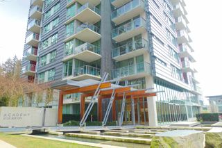 "Photo 3: 1702 5728 BERTON Avenue in Vancouver: University VW Condo for sale in ""ACADEMY"" (Vancouver West)  : MLS®# R2394374"
