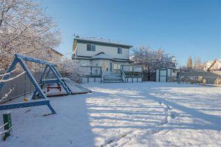 Photo 49: 582 Glenwright Crescent NW in Edmonton: Zone 58 House for sale : MLS®# E4180815