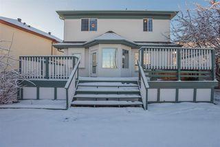Photo 50: 582 Glenwright Crescent NW in Edmonton: Zone 58 House for sale : MLS®# E4180815