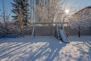 Photo 47: 582 Glenwright Crescent NW in Edmonton: Zone 58 House for sale : MLS®# E4180815