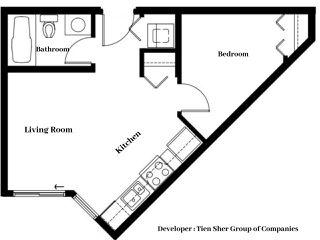 """Photo 19: 312 13728 108 Avenue in Surrey: Whalley Condo for sale in """"Quattro 3"""" (North Surrey)  : MLS®# R2430180"""