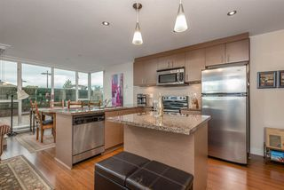 "Photo 1: 205 12069 HARRIS Road in Pitt Meadows: Central Meadows Condo for sale in ""SOLARIS"" : MLS®# R2433251"