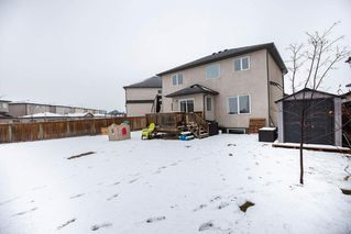 Photo 35: 26 Coneflower Crescent in Winnipeg: Sage Creek Residential for sale (2K)  : MLS®# 202028143