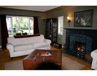 Photo 4: 7307 ANGUS DR in Vancouver: South Granville House for sale (Vancouver West)  : MLS®# V573633