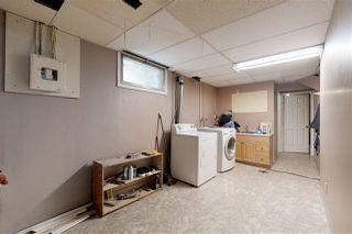 Photo 23: 11012 152 Street in Edmonton: Zone 21 House for sale : MLS®# E4174316