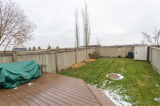 Photo 28: 2721 23 Street in Edmonton: Zone 30 House Half Duplex for sale : MLS®# E4179795