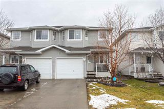 Photo 1: 2721 23 Street in Edmonton: Zone 30 House Half Duplex for sale : MLS®# E4179795