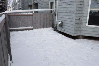 Photo 27: 3534 42 Street in Edmonton: Zone 29 Townhouse for sale : MLS®# E4182362