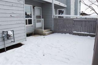 Photo 29: 3534 42 Street in Edmonton: Zone 29 Townhouse for sale : MLS®# E4182362