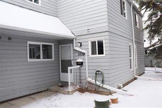 Photo 32: 3534 42 Street in Edmonton: Zone 29 Townhouse for sale : MLS®# E4182362