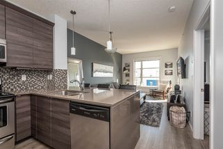 Photo 4: 417 2588 ANDERSON Way in Edmonton: Zone 56 Condo for sale : MLS®# E4184624