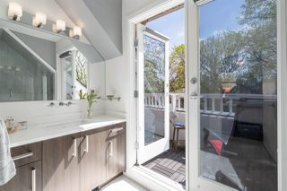 Photo 15: 1829 W 13TH Avenue in Vancouver: Kitsilano Townhouse for sale (Vancouver West)  : MLS®# R2452893