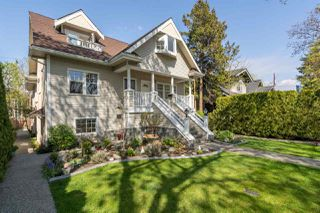 Photo 2: 1829 W 13TH Avenue in Vancouver: Kitsilano Townhouse for sale (Vancouver West)  : MLS®# R2452893