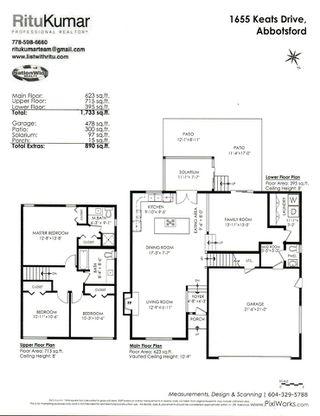 Photo 34: 1655 KEATS Street in Abbotsford: Poplar House for sale : MLS®# R2454241