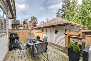 "Photo 24: 8 19283 122A Avenue in Pitt Meadows: Central Meadows House for sale in ""THE HAMLET"" : MLS®# R2455622"