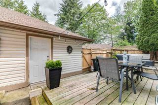 "Photo 26: 8 19283 122A Avenue in Pitt Meadows: Central Meadows House for sale in ""THE HAMLET"" : MLS®# R2455622"