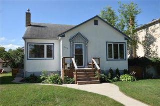Photo 1: 366 McAdam Avenue in Winnipeg: Residential for sale (4D)  : MLS®# 202018417