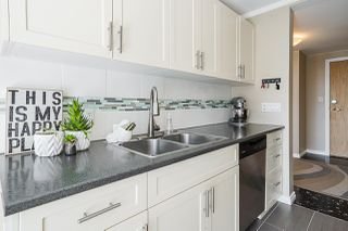 """Photo 3: 102 98 TENTH Street in New Westminster: Downtown NW Condo for sale in """"Plaza Pointe"""" : MLS®# R2496098"""
