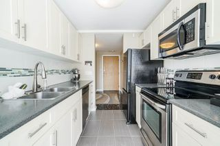 """Photo 1: 102 98 TENTH Street in New Westminster: Downtown NW Condo for sale in """"Plaza Pointe"""" : MLS®# R2496098"""