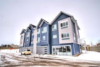 Photo 1: #26 979 Crystallina Nera Way in Edmonton: Zone 28 Townhouse for sale : MLS®# E4213895