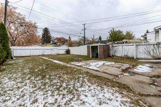 Photo 27: 11504 93 Street in Edmonton: Zone 05 House for sale : MLS®# E4219177