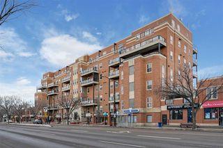 Photo 2: 203 10728 82 Avenue in Edmonton: Zone 15 Condo for sale : MLS®# E4224907