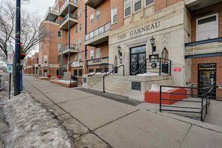 Photo 34: 203 10728 82 Avenue in Edmonton: Zone 15 Condo for sale : MLS®# E4224907