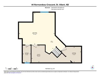 Photo 30: 44 Normandeau Crescent: St. Albert House for sale : MLS®# E4169460