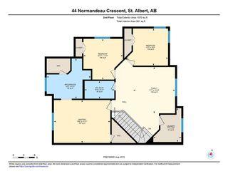 Photo 29: 44 Normandeau Crescent: St. Albert House for sale : MLS®# E4169460