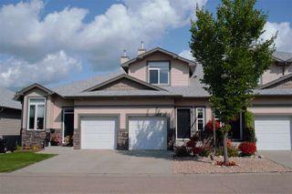 Main Photo: 61 10 WOODCREST Lane: Fort Saskatchewan Townhouse for sale : MLS®# E4174789