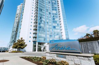 """Photo 1: 3108 4189 HALIFAX Street in Burnaby: Brentwood Park Condo for sale in """"AVIARA"""" (Burnaby North)  : MLS®# R2449577"""