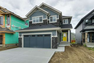 Photo 1: 5714 Keeping Crescent in Edmonton: Zone 56 House for sale : MLS®# E4207433